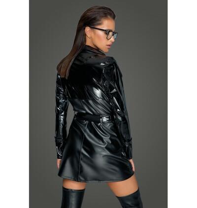 Noir Handmade F225 Trendy trench coat - Płaszczyk