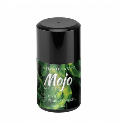 Intimate Earth Mojo Niacin and Ginseng Penis Stimulating Gel 30ml - żel na erekcję