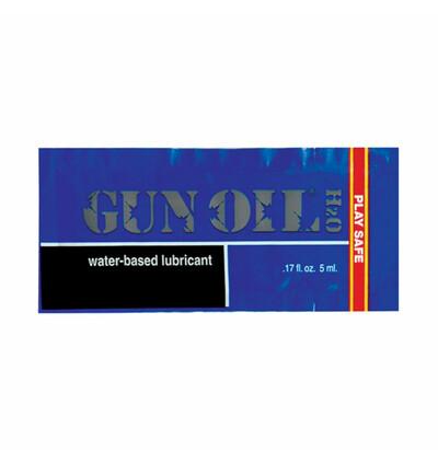 Gun Oil H2O Water Based Lubricant 5 ml - Lubrykant wodny