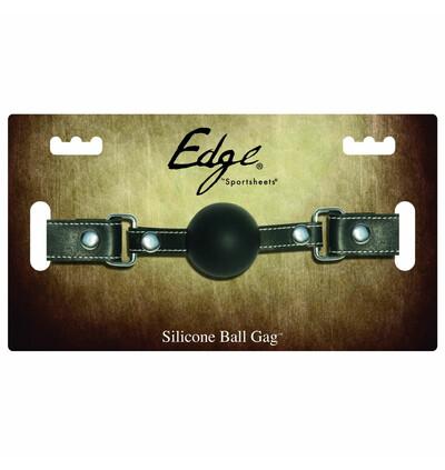 Sportsheets Edge Silicone Ball Gag - Knebel silikonowy na usta