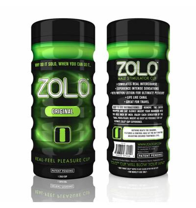 Zolo Original Cup  - Masturbator klasyczny