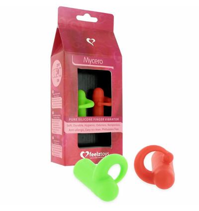 FeelzToys Mycero Finger Fun - miniwibratory