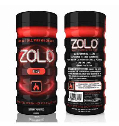 Zolo Fire Cup  - Masturbator klasyczny