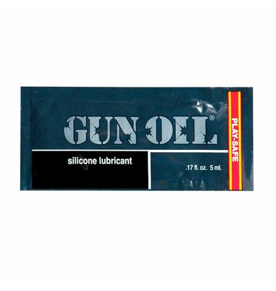 Gun Oil Silicon Lubricant 5 ml - Lubrykant silikonowy