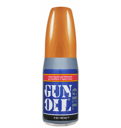 Gun Oil Water Based Gel Lubricant 120 ml - Lubrykant wodny