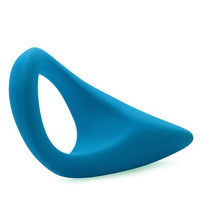 Laid - Elastyczny pierścień na penisa i jądra - P.2 - 47 mm, Niebieski