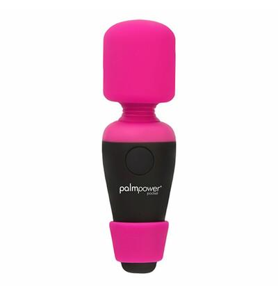 PowerBullet PalmPower Pocket Wand Massager - Wibrator wand