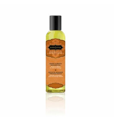Kama Sutra Aromatic Massage Oil Sweet Almond 59 ml - Olejek do masażu