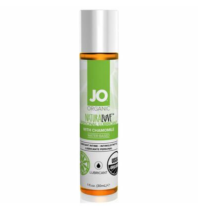 System JO Organic Lubricant 30 ml - Lubrykant organiczny