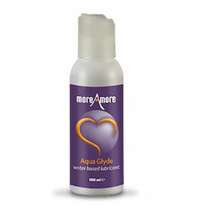 MoreAmore Aqua Glyde 100ml - lubrykant na bazie wody