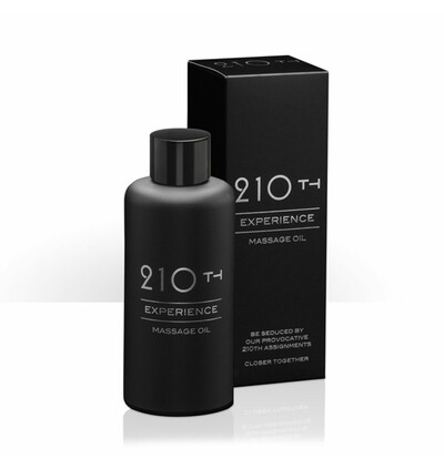 210th Sachet Massage Oil 150ml - Olejek do masażu