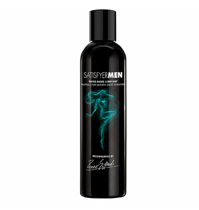 Satisfyer Men Lubricant Neutral - Lubrykant na bazie wody