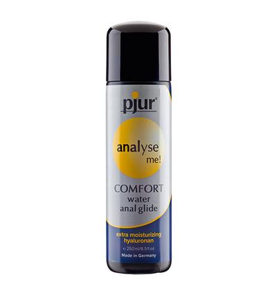 Pjur Analyse Me Comfort Water Glide 250 ml - lubrykant analny na bazie wody