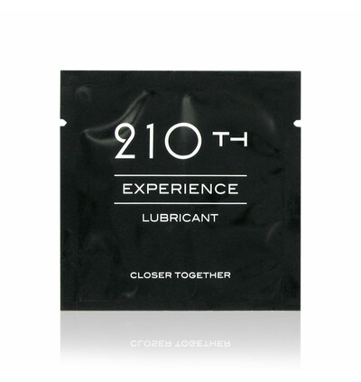 210th Sachet Lubricant saszetka - lubrykant