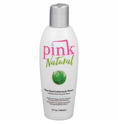Pink Natural 140 ml - Lubrykany na bazie wody