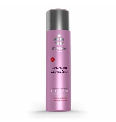 Swede Original Lubricant Woman Sensitive 120 ml - Delikatny lubrykant dla kobiet