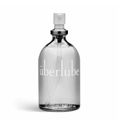 Uberlube Silicone Lubricant Bottle 100 ml  - lubrykant na bazie silikonu