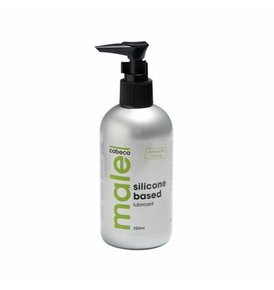 Male Silicone Based Lubricant 250 ml - lubrykant silikonowy