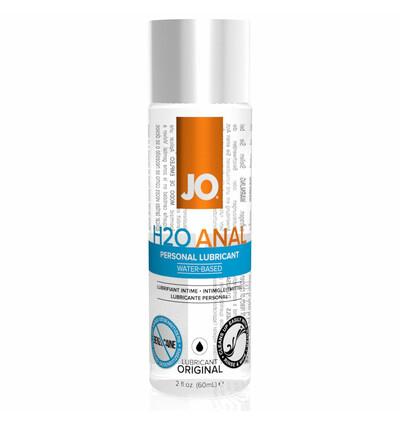 System JO Anal H2O Lubricant 60 ml - Lubrykant analny na bazie wody
