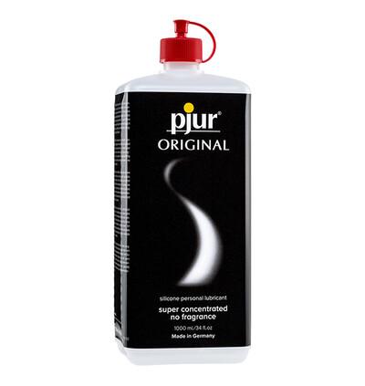 Pjur Original 1000 ml - lubrykant silikonowy