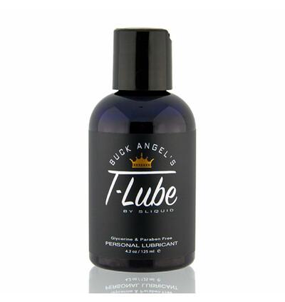 Sliquid Buck Angels T Lube 125 ml - lubrykant specjalny dla mężczyzn trans