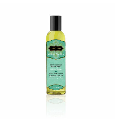 Kama Sutra Aromatic Massage Oil Soaring Spirit 59 ml - Olejek do masażu