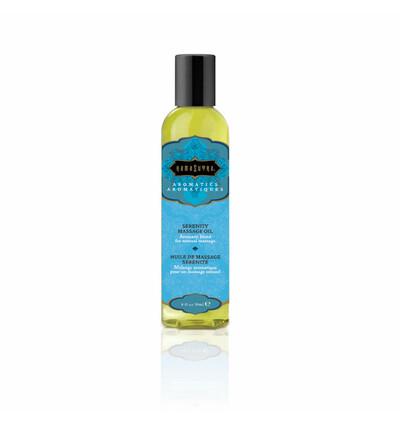 Kama Sutra Aromatic Massage Oil Serenity 59 ml - Olejek do masażu