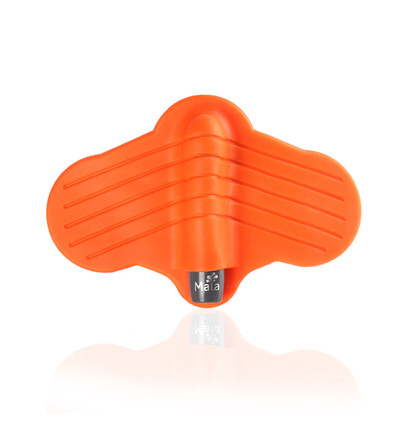 Maia Toys Silicone Vibrating Stroker - Wibrator dla par
