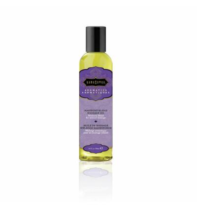 Kama Sutra Aromatic Massage Oil Harmony Blend 59 ml - Olejek do masażu