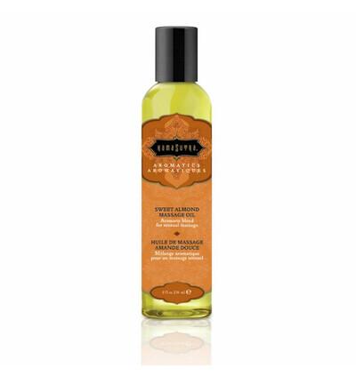 Kama Sutra Aromatic  Massage Oil Sweet Almond - Olejek do masażu, Migdałowy