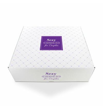 For Couples Zestaw prezentów  - Sexy Surprise Gift Box