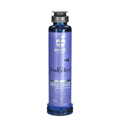 Swede Jagoda Porzeczka 200 ml - Owocowy olejek do masażu