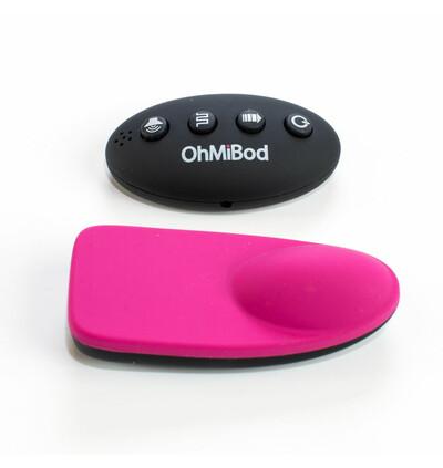 OhMiBod Club Vibe 3.OH Music Vibrator - Muzyczny wibrator łechtaczkowy