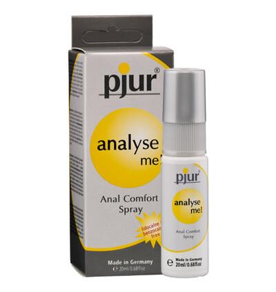 Pjur Analyse Me Spray 20 ml - Spray analny znieczulający