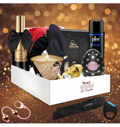 Sexy Surprise Sex Box XXX Mas Zestaw prezentów - Sexy Surprise Gift Box